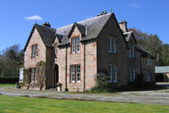 river alness  fishing holiday accommodation, dalgheal