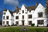 river alness  fishing holiday accommodation, kincraig castle hotel