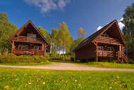 river beauly fishing holiday accommodation, tomich chalets