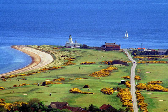 salmonquest salmon fishing holidays, fortrose golf course