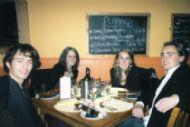 Ned, Kirsteen, Tessa & Thomas