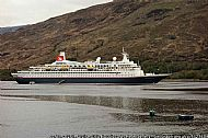 Boudicca off Fort William