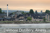 dalmore whisky distillery.