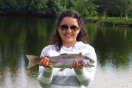 learn to salmon fish breaks