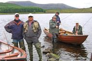 spring salmon fishing breaks