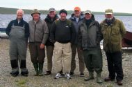 Orkney 2010 Team