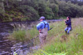 guided trout fishing scotland
