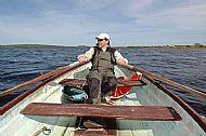 On the Oars