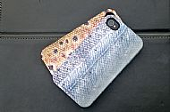 SalmonSkin iPhone Tough Case