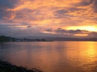 Cromarty sunset
