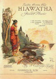 Hiawatha by S Coleridge-Taylor