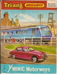 Tri-ang railways catalogue from around 1964