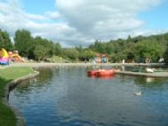 Boating Pond - Whin Park