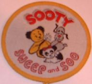 Another Cloth Badge