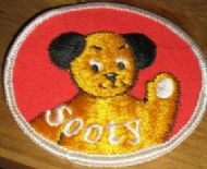 Embroidered Cloth Badge