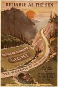 Douglas socket lights 1931
