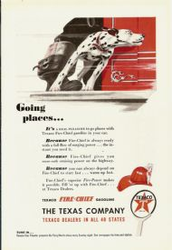 Texaco Fire Chief gasoline #2