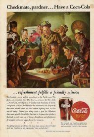 Coca Cola 1945