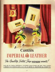 Cussons Imperial Leather 1951