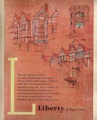 Liberty of Regent Street 1951