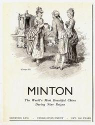Minton China 1948