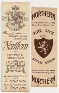 Northern Insurance bookmarks