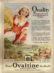 Ovaltine 1950
