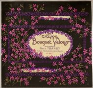 Savon Bouquet Velours by Paul Tranoy