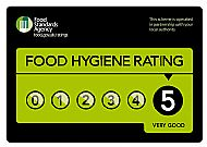 A RATING WE ARE PROUD OF