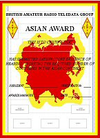 BARTG Asian Award