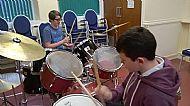 3D Drumming Class