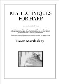 Key Techniques for Harp  £20 +PP