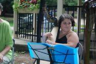 Madison Cavanagh aged 9