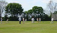 Cricket at Cold Ashby