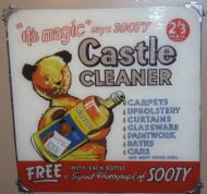 Castle Cleaner