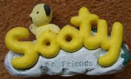 Sooty in letters to