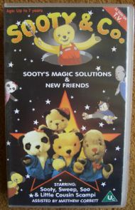 Sooty & Co Magic Solutions