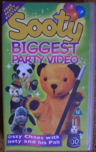 Sooty's Biggest Party Video
