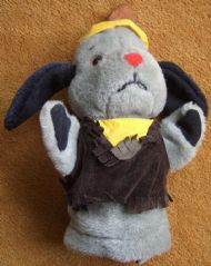 Sweep Indian Hand Puppet
