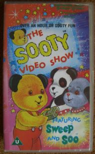 Sooty Video Show with Sweep&Soo