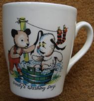 Sooty's Washing Day