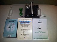 Genuine ACMOS Lecher Antenna Package