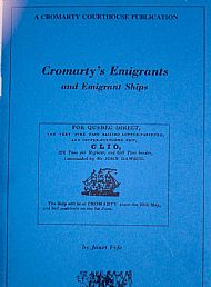 Cromarty's Emigrants and Emigrant Ships