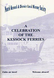 kessock ferries booklet cover