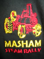 Masham Steam Rally T-Shirts