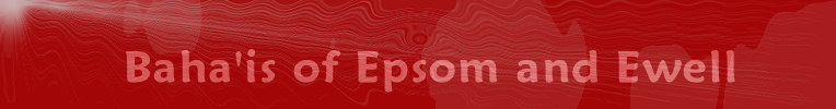 Baha'is of Epsom and Ewell