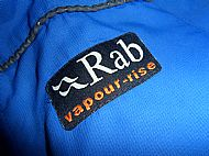 Rab Vapour-rise Stretch Top