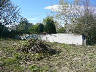 Old Tennis Courts Allotments - Before