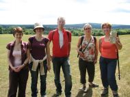 Brockham Walk - July '10