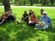 Walk in Windsor Great Park